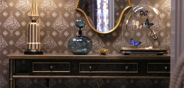 Glass og dekor